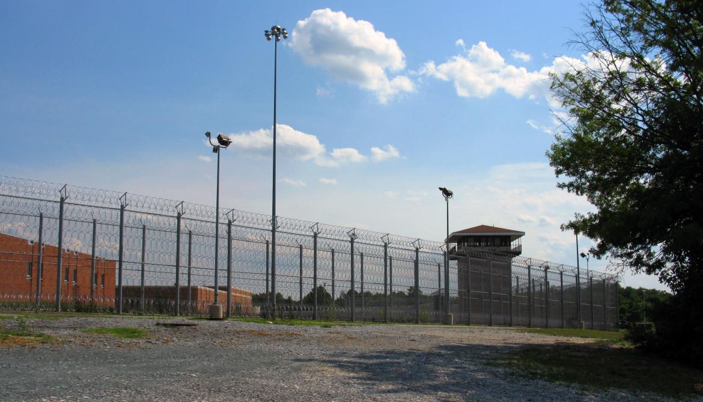 Jessup State Prison, Maryland.
